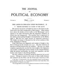Journal of Political Economy : 1912 Jul.... Volume Vol.14 by Reny,philip
