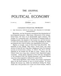 Journal of Political Economy : 1915 Oct.... Volume Vol.17 by Reny,philip