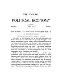 Journal of Political Economy : 1918 Jul.... Volume Vol.20 by Reny,philip