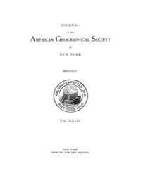 Journal of the American Geographical Soc... Volume Vol.28 by Reny,philip