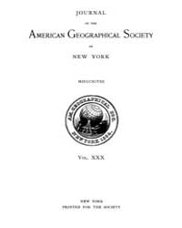 Journal of the American Geographical Soc... Volume Vol.29 by Reny,philip