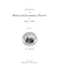 Journal of the American Geographical Soc... Volume Vol.30 by Reny,philip