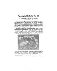 Mycological Bulletin : 1904 Feb. 27 No. ... Volume Vol. 2 by