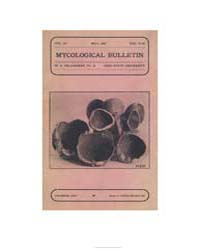 Mycological Bulletin : 1906 May No. 57 5... Volume Vol. 4 by