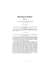 Mycological Bulletin : 1907 Apr. No. 76,... Volume Vol. 5 by