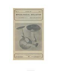 Mycological Bulletin : 1907 Aug. No. 80,... Volume Vol. 5 by