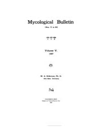 Mycological Bulletin : 1907 Jan. No. 73,... Volume Vol. 5 by
