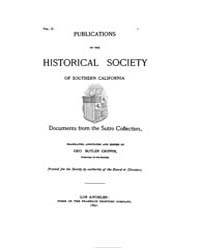 Publications of the Historical Society o... by
