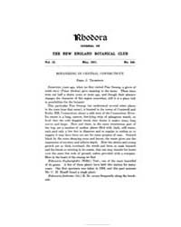 Rhodora ; Volume 13 : No 149 : May : 191... by