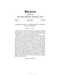 Rhodora ; Volume 18 : No 208 : Apr : 191... by