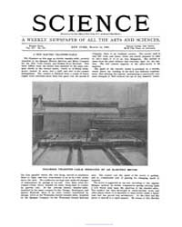 Science ; Volume 15 : No 371 Mar 1890 by