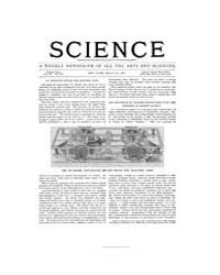 Science ; Volume 15 : No 372 Mar 1890 by