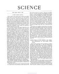 Science ; Volume 19 : No 480 Apr 1892 by