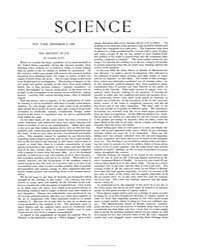 Science ; Volume 20 : No 501 Sep 1892 by