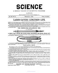Science ; Volume 2 : No 32 : Feb 1881 by