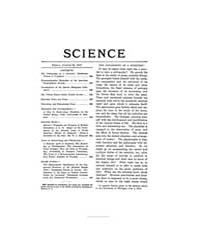 Science ; Volume 36 : No 921 : Aug 23 : ... by