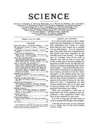 Science ; Volume 4 : No 83 : Jul 31 : 18... by
