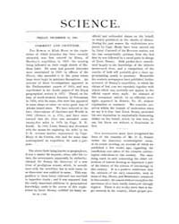 Science ; Volume 4 : No 98 : Dec 19 : 18... by