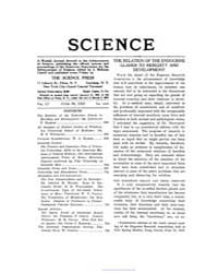 Science ; Volume 55 : No 1435 : Jun 30 :... by