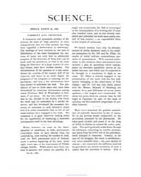 Science ; Volume 5 : No 111 : Mar 20 : 1... by