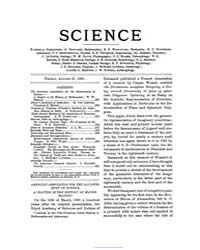 Science ; Volume 6 : No 139 : Aug 27 : 1... by