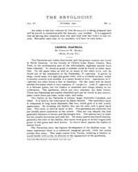 The Bryologist : 1901 ; Oct. No. 4 Vol. ... Volume Vol. 4 by Goffinet, Bernard