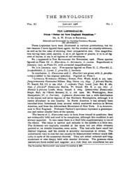 The Bryologist : 1908 ; Jan. No. 1 Vol. ... Volume Vol. 11 by Goffinet, Bernard