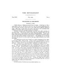 The Bryologist : 1919 ; May No. 3 Vol. 2... Volume Vol. 22 by Goffinet, Bernard