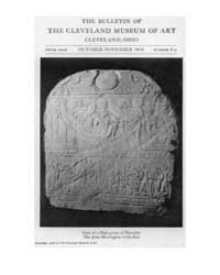 The Bulletin of the Cleveland Museum of ... Volume Vol. 5 by Badger, Joseph