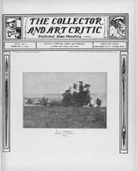 The Collector and Art Critic : 1900 ; Fe... Volume Vol. 2 by C., Preyer, David