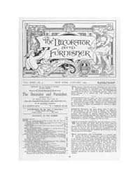 The Decorator and Furnisher : 1894 ; Jan... Volume Vol. 23 by M.S., Kathryn, Dethier