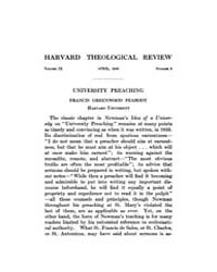 The Harvard Theological Review : 1916 Ap... Volume Vol.9 by