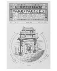 The Illustrated Wood Worker : 1879 Oct N... Volume Vol.1 by