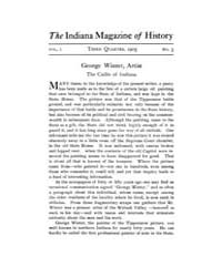 The Indiana Quarterly Magazine of Histor... Volume Vol.1 by