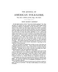 The Journal of American Folklore : 1899 ... Volume Vol.19 by DuBois, Thomas, A.
