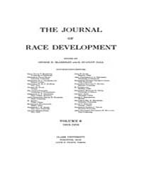The Journal of Race Development : 1915 J... Volume Vol.6 by