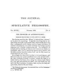 The Journal of Speculative Philosophy : ... Volume Vol.18 by Stuhr,john