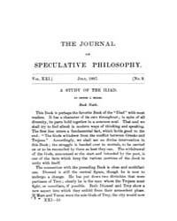 The Journal of Speculative Philosophy : ... Volume Vol.21 by Stuhr,john