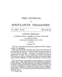 The Journal of Speculative Philosophy : ... Volume Vol.22 by Stuhr,john