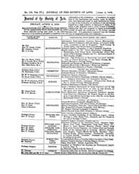 The Journal of the Society of Arts : 185... Volume Vol.4 by