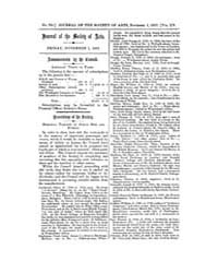 The Journal of the Society of Arts : 186... Volume Vol.15 by
