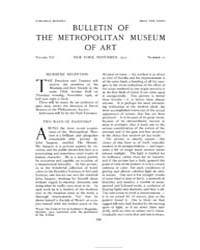 The Metropolitan Museum of Art Bulletin ... Volume Vol. 7 by
