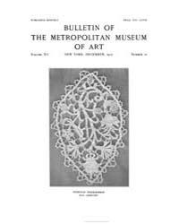 The Metropolitan Museum of Art Bulletin ... Volume Vol. 12 by