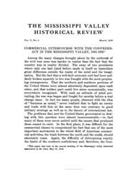 The Mississippi Valley Historical Review... Volume Vol. 5 by
