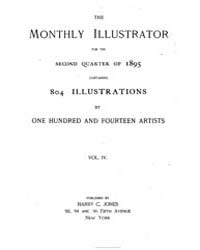 The Monthly Illustrator : 1895 Apr. No. ... Volume Vol. 4 by