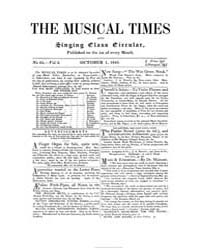 The Musical Times and Singing Class Circ... Volume Vol. 3 by