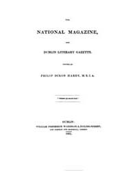 The National Magazine : 1831 No. 1, Vol.... Volume Vol. 2 by