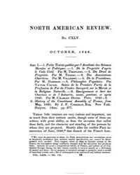 The North American Review : 1849 Oct. No... Volume Vol. 69 by