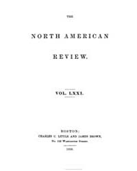The North American Review : 1850 Jul. No... Volume Vol. 71 by
