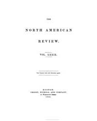 The North American Review : 1854 July : ... Volume Vol. 79 by